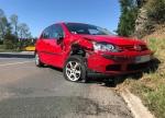 Bei Adorf ereignete sich am Freitag (7. August 2020) ein Verkehrsunfall mit hohem Sachschaden.