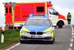 Alkoholunfall am 29. Juni zwischen Erlinghausen und Kohlgrund.