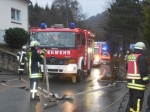 In Marsberg kam es am Freitag zu einem Kellerbrand.