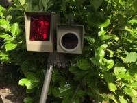 In Flechtdorf wird eine Geschwindigkeitskontrolle durchgeführt.
