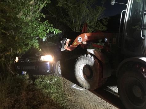 Ein kurioser Zwischenfall ereignete sich am 30. Mai im Bereich des Twistesees.