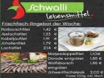 Frischer Fisch von Schwalli in der 25. Kw