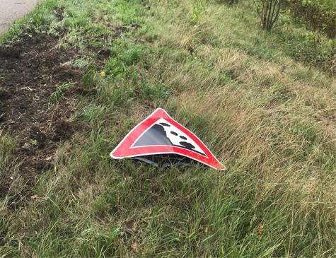 Ein junger Holländer verlor am 10. August auf der B 252 die Kontrolle über seinen Peugeot.