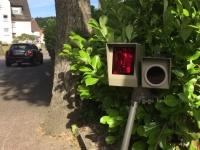 Geschwindigkeitskontrolle