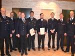 Die Feuerwehr Giebringhausen hielt die JHV für das Jahr 2018 ab.