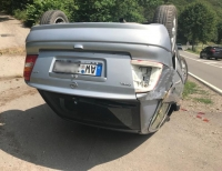Am 18. Juli ereignete sich ein Alleinunfall auf der Aartalstraße im Raum Diemelsee
