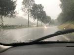 Der Deutsche Wetterdienst gibt eine Unwetterwarnung heraus.