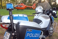 """Bei Unfällen im Landkreis Waldeck-Frankenberg müssen Ersthelfer ihr """"Handwerk"""" verstehen."""