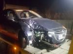 Am 8. Dezember kam es in der Hauptstraße von Höringhausen zu einem Unfall - Menschen wurden nicht verletzt.