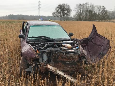 Unfall zwischen Gembeck und Vasbeck: Der Landkreis Waldeck-Frankenberg hat ein weiteres Todesopfer im Straßenverkehr zu beklagen
