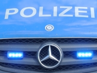Auf dem Parkplatz der Wicker-Klinik ereignete sich am 7. November eine Unfallflucht.