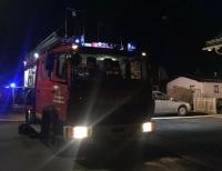 Mit einem schnellen Löschangriff konnte am 2. Februar die Freiwillige Feuerwehr Rennertehausen schlimmeres verhindern.