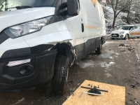 Am 28. September kam es auf der Landesstraße zwischen Dalwigksthal und Rhadern zu einem Unfall.
