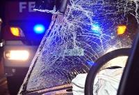 Am 9. März kam es infolge eines Ausweichmanövers zu einem Alleinunfall in der Badestadt - der Fahrer wurde nicht verletzt, der Sachschaden ist hoch.