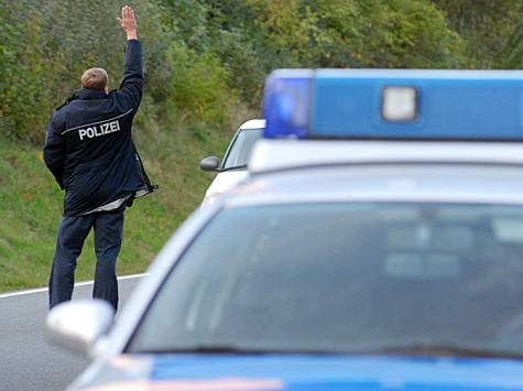 Trunkenheitsfahrt: Am 10. August 2019 mussten Beamte der Polizeistation Bad Wildungen einen Verkehrsteilnehmer überprüfen.