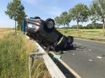 Auf der Bundesstraße 252 ereignete sich am Sonntagnachmittag ein schwerer Unfall.