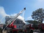 Ein Wohnhausbrand ereignete sich am Mittwoch in Marsberg.