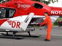 Neben der DRF-Luftrettung waren am 4. April auch die Feuerwehr Bad Wildungen und die Bergwacht im Einsatz. Begleitet wurde die Rettung der Schülerin von Kräften der Polizei und einer Notärztin