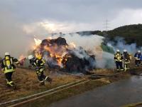 Die Briloner Wehren mussten nach einem Unwetter zu Bränden ausrücken.