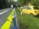 Bei Berndorf verunfallten am Dienstagmittag zwei Personen.
