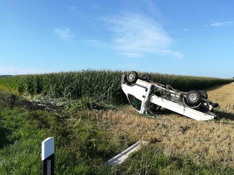Die Marburger Polizei sucht nach Zeugen des Unfalls.