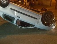 Am 19. Dezember gegen 22.55 Uhr ereignete sich ein Unfall auf der Briloner Landstraße in Korbach.