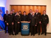 Einblicke und Ausblicke: Jahreshauptversammlung der Feuerwehr Diemelsee.