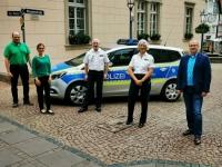 Von links: Martin Segeler, Katrin Gross, Peter Basteck, Simone Feußner und Ralf Gutheil.