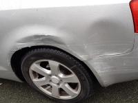 In Korbach ereignete sich am Mittwoch eine Unfallflucht.