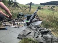 Derzeit läuft eine Übung der Bundeswehr im Raum Diemelsee.