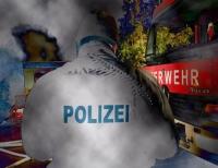 Feuerwehr, Polizei und der örtliche Abschleppdienst waren am 9. April in Volkmarsen nach einem Unfall im Einsatz.