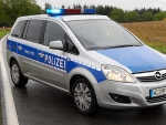 Ein Alleinunfall auf der Bundesstraße 236 bei Osterfeld rief die Polizei auf den Plan.