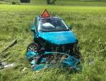 Am 11. Juni ereignete sich ein Unfall auf der L 3083 zwischen Lengefeld und Eppe