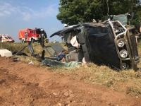 Zwischen Adorf und Vasbeck ereignete sich am Donnerstag ein Unfall.
