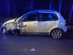 Am 2. Dezember 2020 kam es zwischen Bad Arolsen und Massenhausen zu einem Unfall.