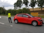 Am 13. August ereignete sich ein Unfall auf der Bundesstraße 251 am Abzweig in Richtung Sachsenhausen. An beiden Autos entstand Sachschaden.