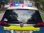 In Bad Wildungen kam es am 2. Dezember zu einem Allein unfall mit hohem Sachschaden - die Polizei sucht Zeugen.