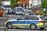 Die Polizei im Hochsauerlandkreis in Aktion.