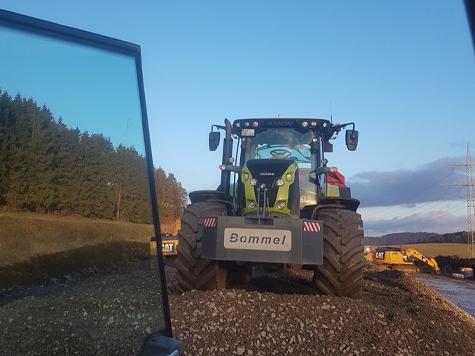 In Bestwig wurden zwei Traktoren gestohlen.