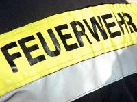 Die Fr4eiwillige Feuerwehr Korbach rückte am 19. März in die Merianstraße aus.