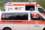 Auf der Bundesstraße 253 ereignete sich am Sonntag ein schwerer Verkehrsunfall.