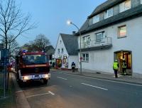 Die Feuerwehr Brilon musste am Samstag mehrere Einsätze absolvieren.