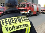 Am 2. August wurden die Brandschützer zur Firma Henkelmann alarmiert.