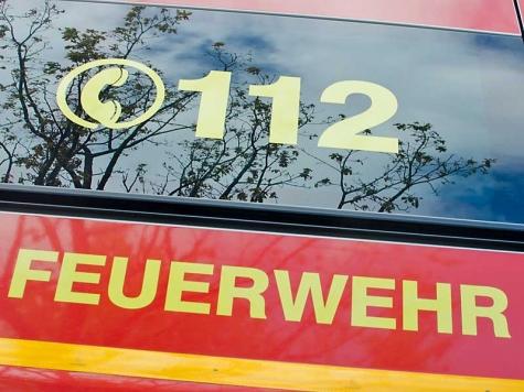Die Kameraden der Freiwilligen Feuerwehr Korbach rückten am 2. September in den Nordwall aus.