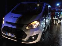 Am 10. Oktober kam es auf der Bundesstraße 236 zwischen Bromskirchen und Allendorf (Eder) zu einem Verkehrsunfall mit hohem Sachschaden und mehreren verletzten Leiharbeitern.