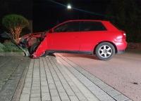 In Höringhausen verunfallte am 12. September ein 18-Jähriger.