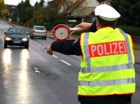 Zeugenhinweise führten die Polizei zu einem BMW-Fahrer in Bad Wildungen.