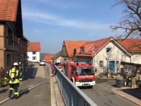In Marsberg kam es am Dienstag zu gleich drei Brandeinsätzen.