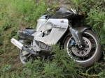 Am 10. Juli 2020 ereignete sich ein Motorradunfall auf der B253 bei Geismar (Frankenberg)