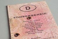 Innehalb von 20 Minuten wurden zwei Führerschein in Bad Wildungen einbehalten.